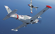 Air Combat USA: fighter jet flights and dogfighting