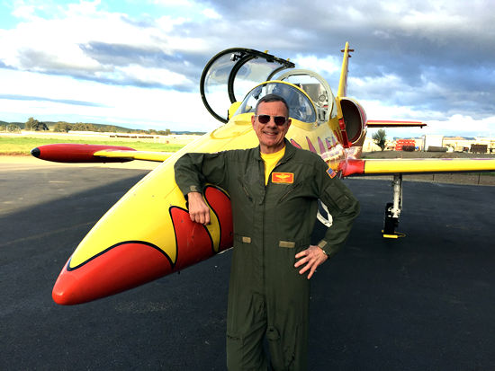 Rich Perkins, Flight Instructor