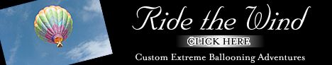 Click Here to Ride the Wind - Custom Extreme Ballooning Adventures