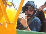 Fly the HistoricTiger Moth biplane in South Africa