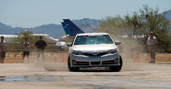 Learn Evasive Driving and executive protection driving skills in Arizona