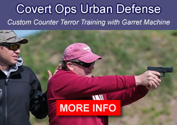Covert Ops Urban Defense