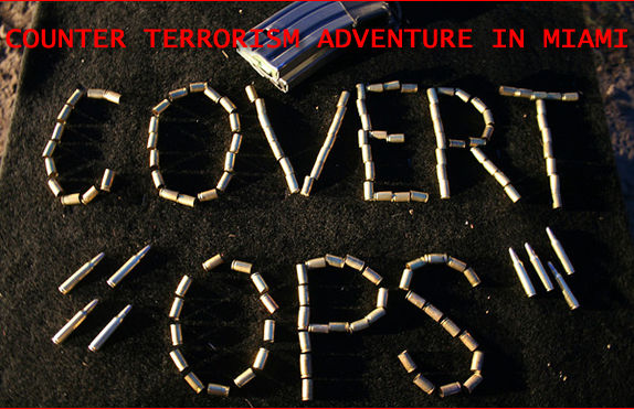 COVERT OPS Counter Terrorism Adventure in Miami, Florida