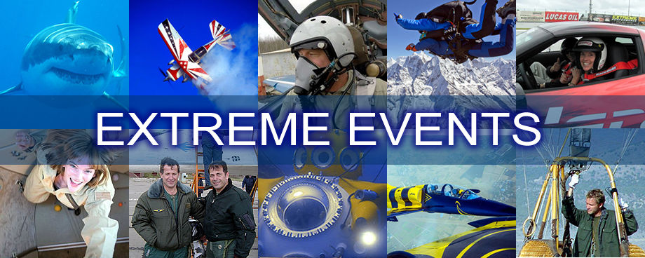 Extreme Events Incredible Adventures