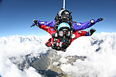 Skydive Everest - Over the Drop Zone