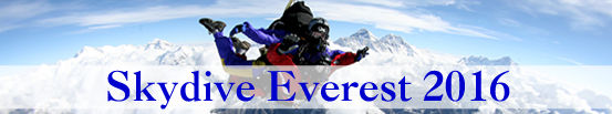 Skydive Everest 2013