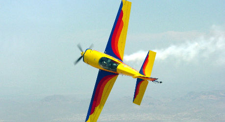 Fighter Combat AZ - Aerobatics, Hammerhead, Torque Roll, Cuban Eight, Outside Loop