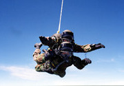 HALO (High Altitude, Low Open) Tandem Skydiving