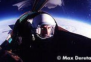 Fly to the Edge of Space in a MiG-29 in Russia.  View the curvature of the earth and experience incredible aerobatics.