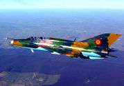 Supersonic MiG-21 Club - MiG flights over South Africa