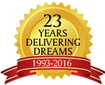 22 Years Delivering Dreams
