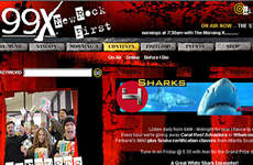 Great White Shark Encounter: 99X Before I Die Contest
