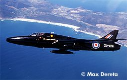 Fly the Hawker Hunter Over Cape Town!