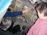 Cosmonaut Training at Star City, Moscow: Manual Docking