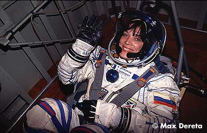Orbital Space Flight - Cosmonaut training at Star City, Moscow: zero-gravity flights in the MiG-25, centrifuge training, vestibular training, sample space mission in the hydrolab