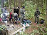 Spetsnaz Wilderness Survival Training