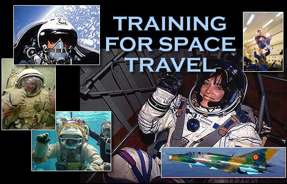 Training for Space Travel