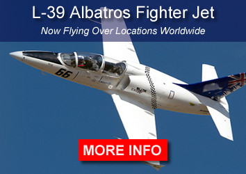 L-39 Albatros Fighter Jet Flights