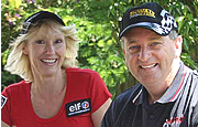 Kiwi Rally Adventure hosts: Anton & Anne Tallott