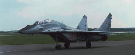 Color Picture of MiG-29