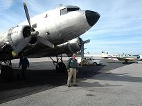 Fly a DC-3 in Florida with Incredible Adventures
