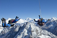 Skydive Everest with Incredible Adventures and Explore Himalaya