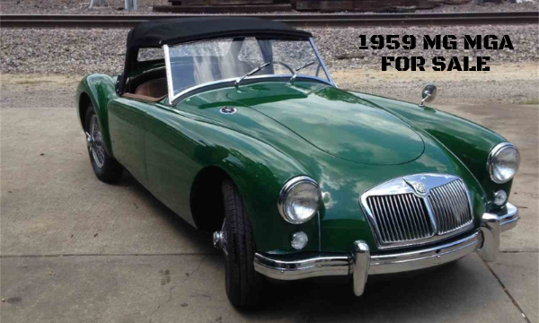 1959 MGA for sale