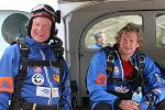 Klaus skydived Everest with Incredible Adventures