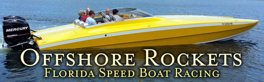 Offshore Rockets Florida Speed Boat Racing Adventure