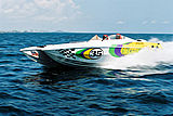 High Power Speedboat Racing Adventure