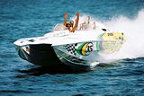 Speedboat Racing Adventure