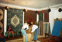 Bring home a treasure from the markets of Tunisia!