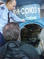 Cosmonaut Training, Star City, Russia