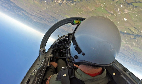 Flight training for pilots in the Marchetti S211. Learn upset prevention skills in a high performance fighter jet.
