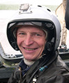 Vadim Shiroki, Senior Test Pilot, Gromov Flight Research Institute