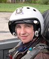 Vadim Shirokikh, Senior Test Pilot, Gromov Flight Research Institute
