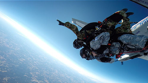Tandem HALO Jumping - Ultimate Skydive Adventure - High ...