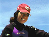 Francesca Koe, Dive Instructor & Naturalist