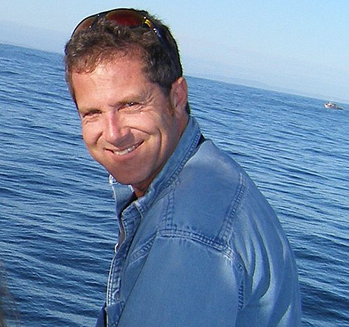 Greg Barron, Advisor, Great White Shark Adventures