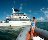 Custom sea adventures for friends and families, corporate groups, film industry locations