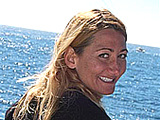 Dive Instructor Julia Bissinger
