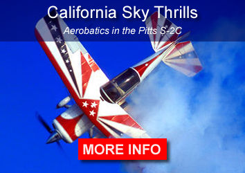 Aerobatics in the Pitts S-2C