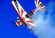 Aerobatic Flights in the Pitts S-2C in Fullerton, California