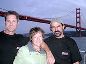 Shark Dive Staff in San Francisco