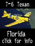 Fly the T-6 Texan in Florida