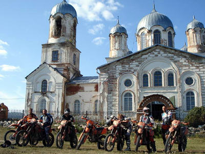 Russia Offroad Adventure: See Russia by Motorcycle