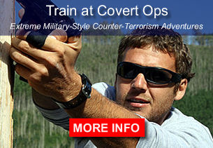 Covert Ops Military Combat Self Defense Counter Terrorism Techniques