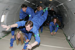 Experience Weightlessness